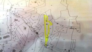 Cod: 4410 – Terreno edificabile, zona Valle Allegra – Gravina di Catania