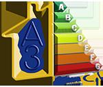 classe energetica A3