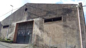 Cod: 4785 – Vendesi capannone a Lentini in via Cattolica di 500 mq.
